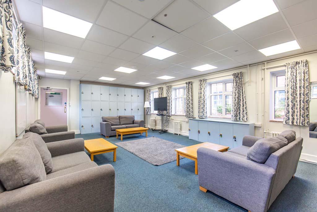 Cloister Recreation room