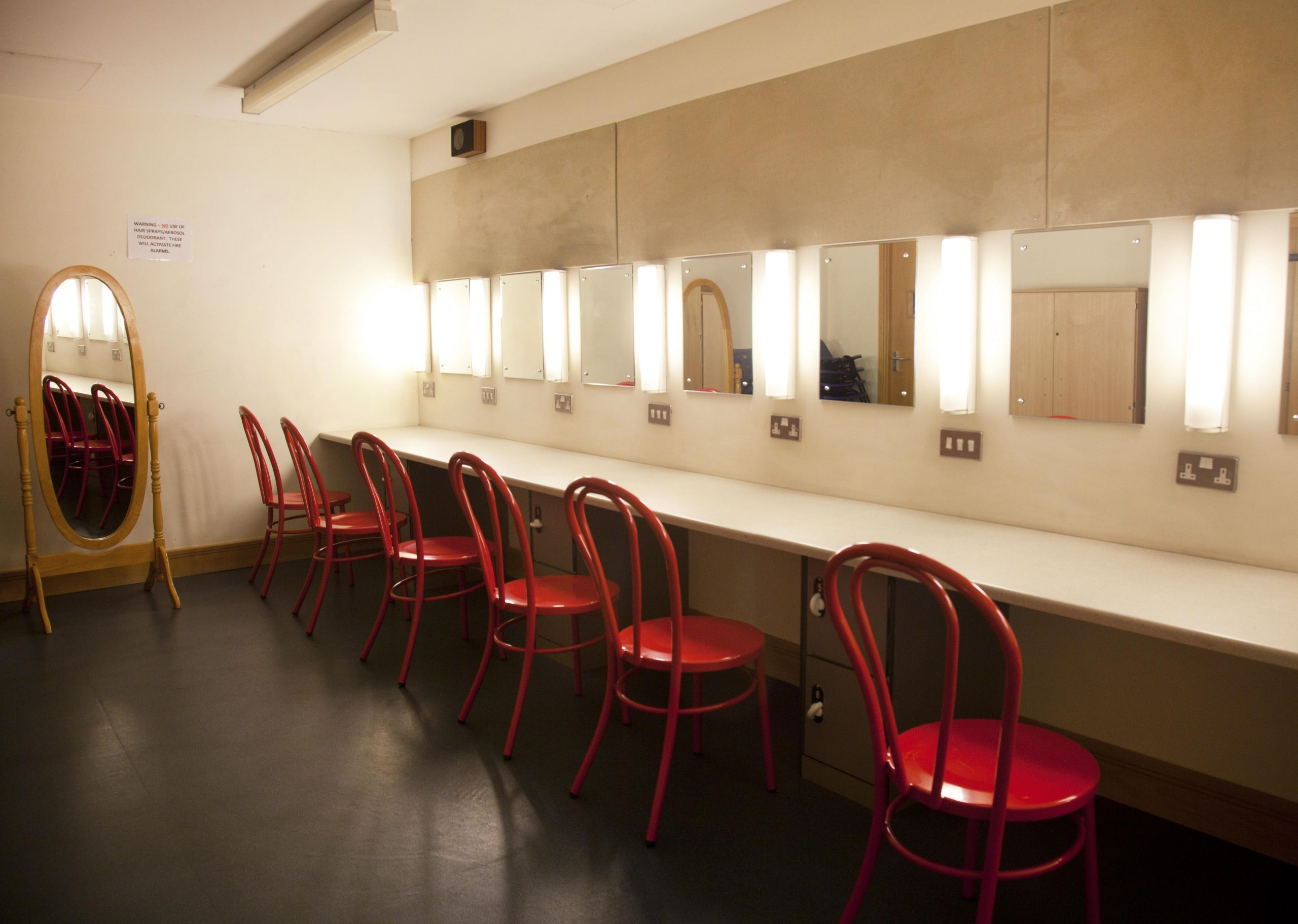 Woldingham_Venue-Hire_Dressing room