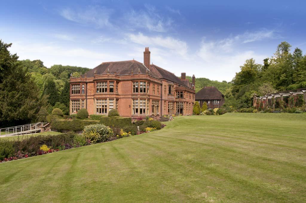 Mansion House - Back