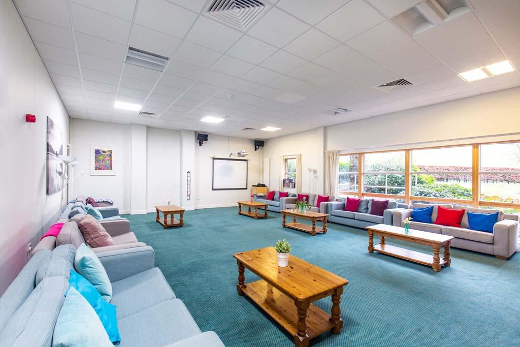 Shanley Recreation room