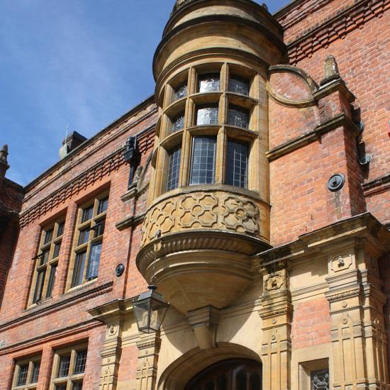 woldingham architecture