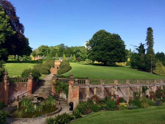 Mansion House - Gardens