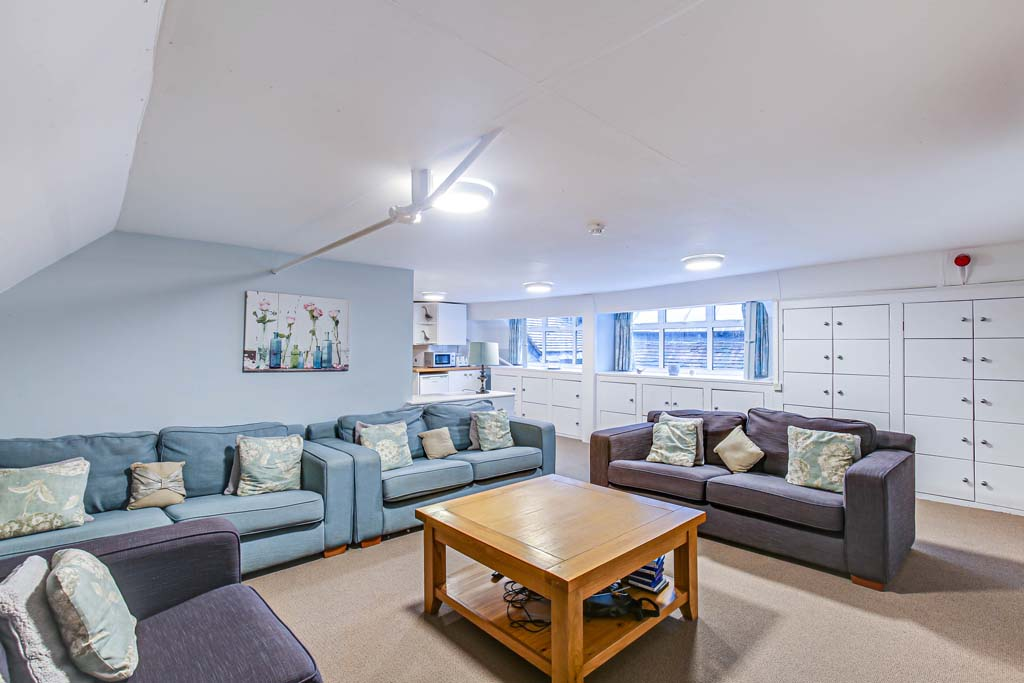 Residential - Mansion House recreation room
