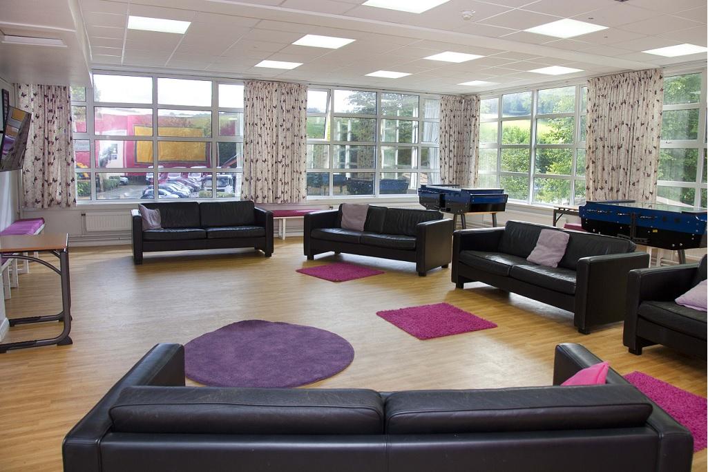 Residential - Marden Common room