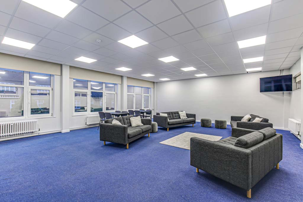 Residential - Marian Wing recreation room